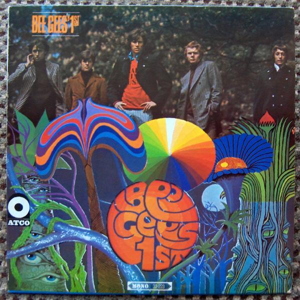 The Bee Gees - The Bee Gees 1st