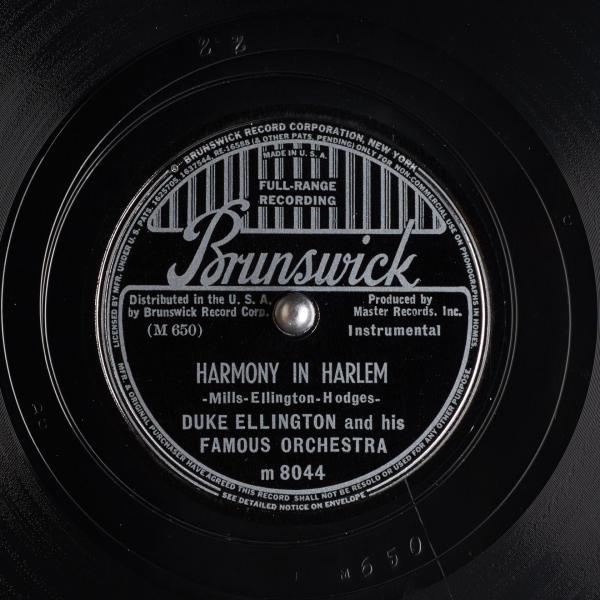 Duke Ellington - Harmony in Harlem
