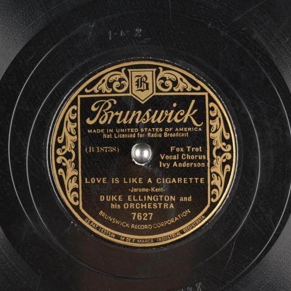 Love Is Like a Cigarette - Duke Ellington