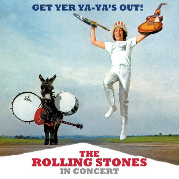 The Rolling Stones - Get Yer Ya=Ya's Out