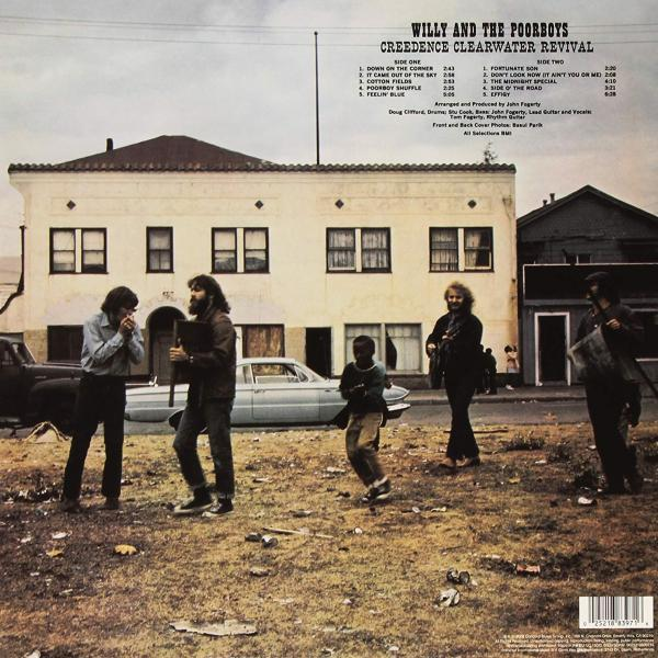Creedence Clearwater Revival - Willie and The Poor Boys