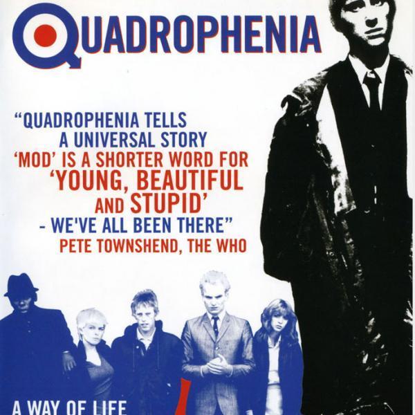 Quadrophenia -The Movie