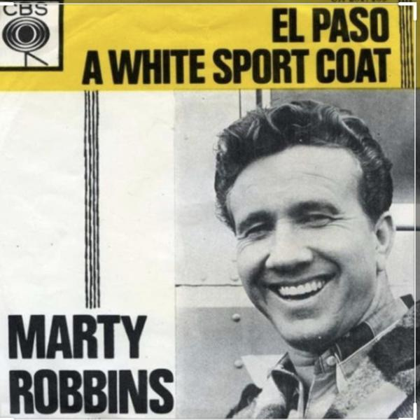 Marty Robbins = El Paso