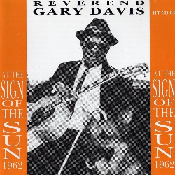 Piedmont Blues: Blind Willie McTell & Rev. Gary Davis