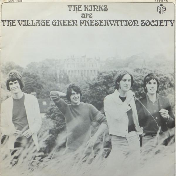 The Kinks - The Kinks Are The Village Green Preservation Society