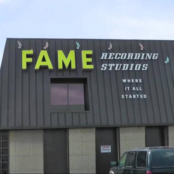 Fame Studios, Muscle Shoals Mississippi