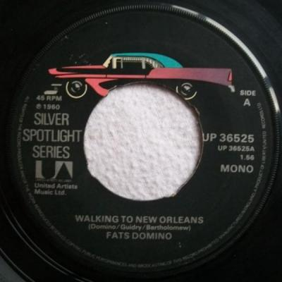 Walking to New Orleans – Fats Domino