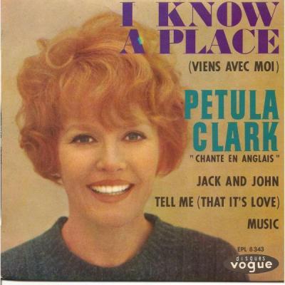 I Know a Place – Petula Clark