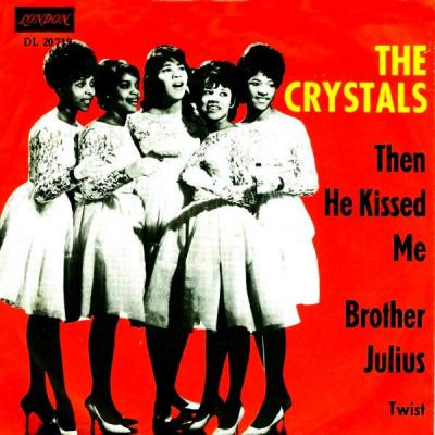 Then He Kissed Me – The Crystals