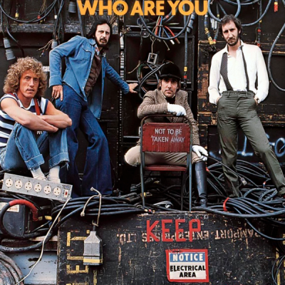 RThe Who - Who Are You?