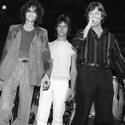 Jimmy Page, Jeff Beck, Eric Clapton