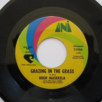 Grazing in the Grass – Hugh Masekela