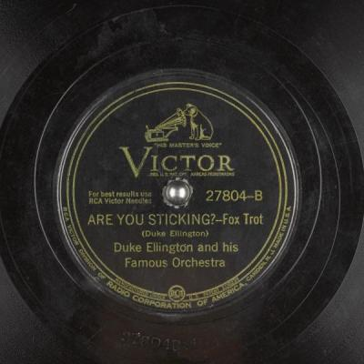 Duke Ellington - Are You Sticking?