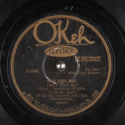 Diga Diga Doo - Duke Ellington
