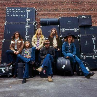 The Allman Brothers Band - At The Fillmore East