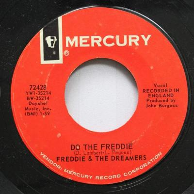Do the Freddie – Freddie and the Dreamers