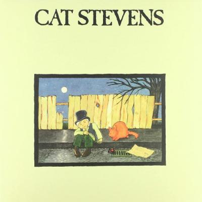 Cat Stevens - teaser and the Firecat