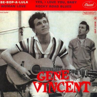Gene Vincent: Be-Bop-A-Lula