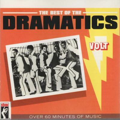 The Dramatics on Stax  Records
