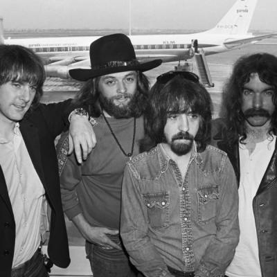 The Byrds with Clarence White