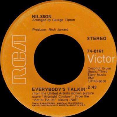 Everybody's Talkin' – Nilsson