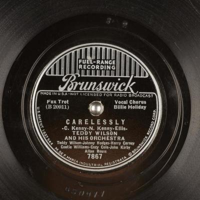 Carelessly – Teddy Wilson