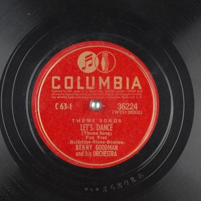 Let's Dance – Benny Goodman