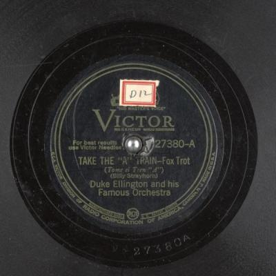 Take the 'A' Train – Duke Ellington