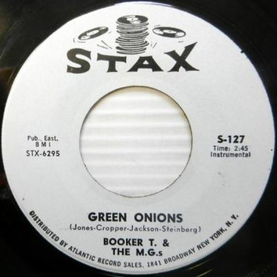 Green Onions - Booker T and the MG's