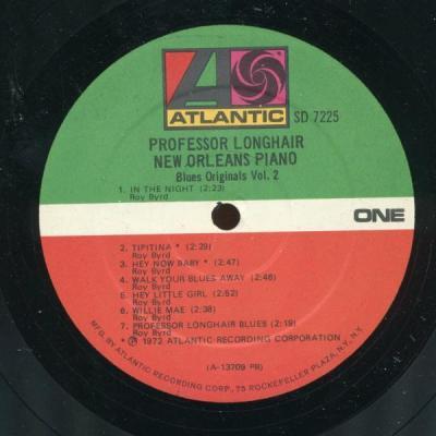 Professor Longhair: New Orleans Piano
