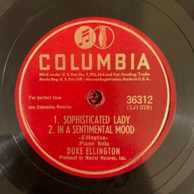 Sophisticated Lady - Duke Ellington