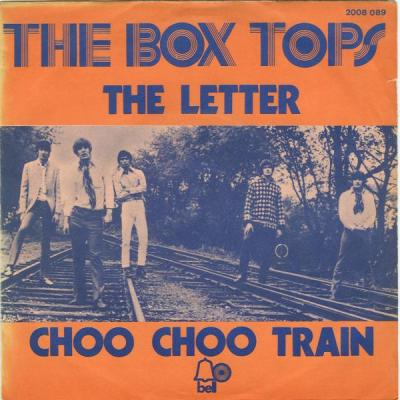 The Letter – The Box Tops