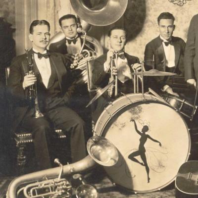 Monk Hazel Bienville Orchestra